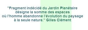 Citation_Gilles Clément