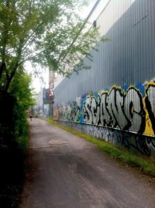 Route verte, Rosemont