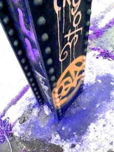 Poteau électrique_base