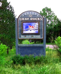 Gray Rocks annonce