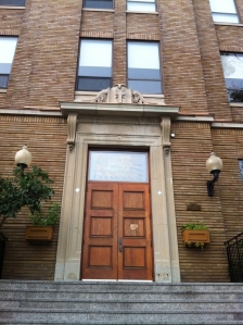 École Pasteur, rue de la Miséricorde, Montréal