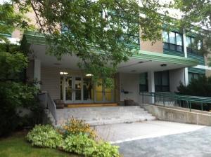 École Sainte-Odile, rue Dépatie, Montréal