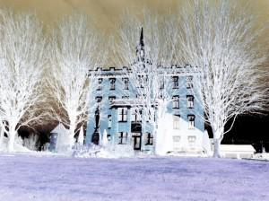 Couvent des Soeurs de la Sainte-Vierge, St-Grégoire, Québec