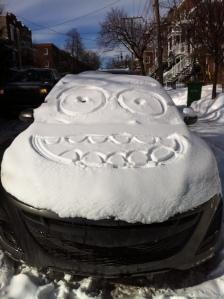 auto neige