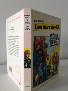 Wolf, Stefan. Les durs de 4e A. Bibliothèque Rose, Hachette, 1980, 182 p.